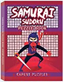 Samurai Sudoku Puzzle Book: 100 Expert Puzzles for Samurai Sudoku Lovers
