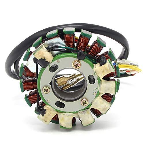 Generador Magneto Bobina de Estador Generador de Motor Estador Bobina de Encendido para Husaberg FC470 FC470E FC550 FC600 FE400E FE501E Husqvarna Algunos modelos RM01193-R00