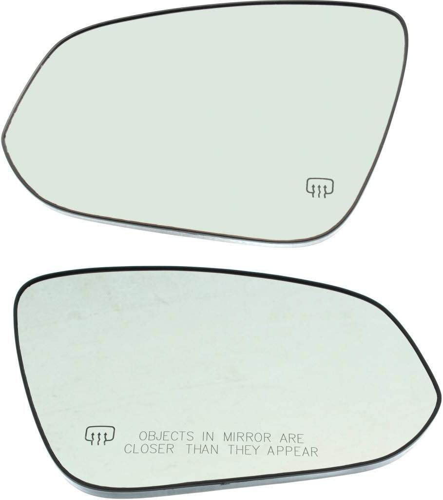 For Toyota Highlander Mirror Glass 2014 17 and 15 16 予約 セール商品 2018 Driver