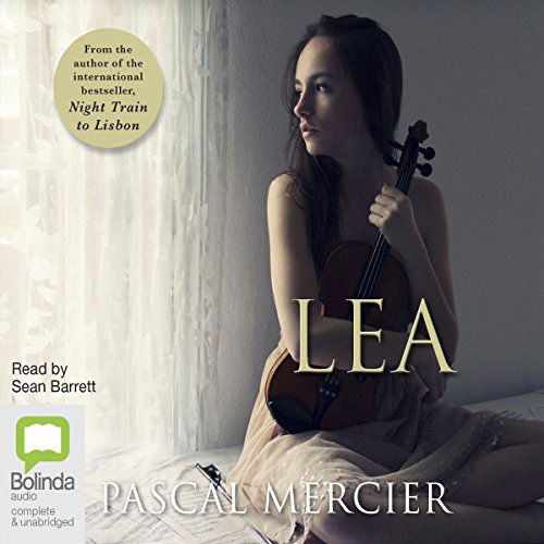 Lea audiobook cover art