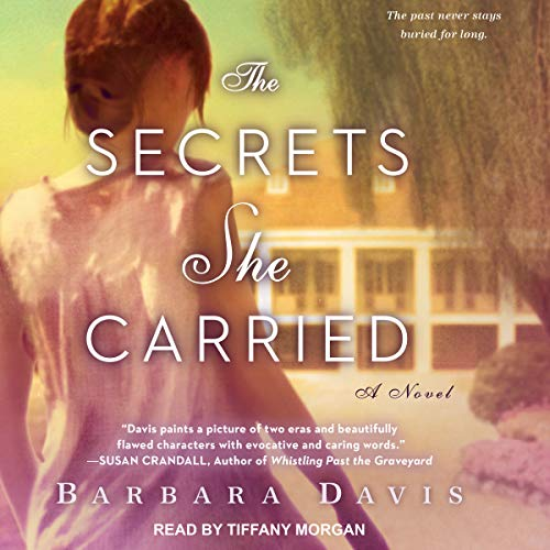 The Secrets She Carried audiobook cover art