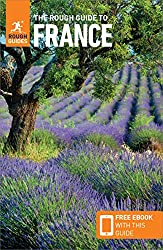 france travel guide, rough guide guidebook