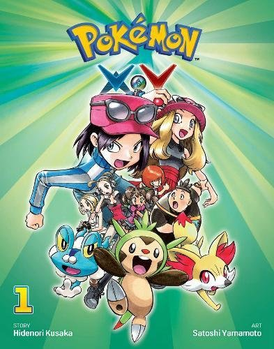 POKEMON XY GN VOL 01