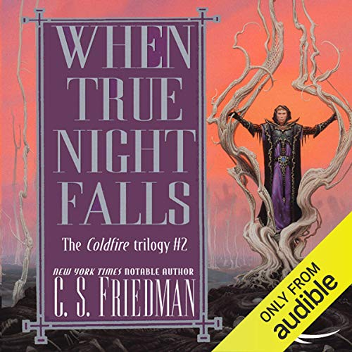 When True Night Falls Titelbild