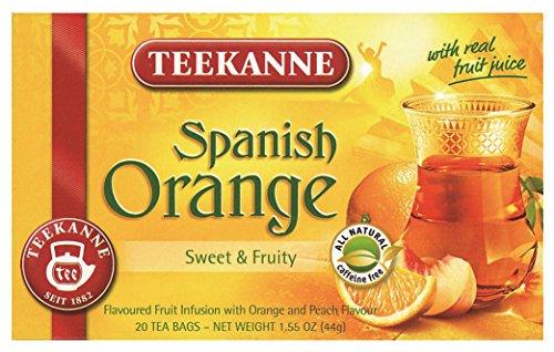 日本緑茶センター ポンパドール スパニッシュオレンジ ティーバッグ 20袋