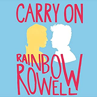 Carry On                   By:                                                                                                                                 Rainbow Rowell                               Narrated by:                                                                                                                                 Euan Morton                      Length: 13 hrs and 38 mins     230 ratings     Overall 4.7