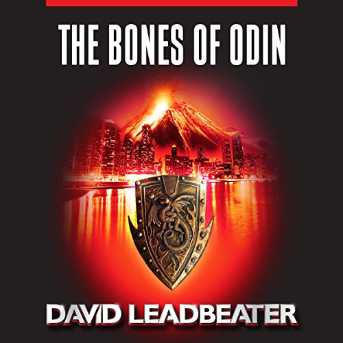 The Bones of Odin audiobook cover art