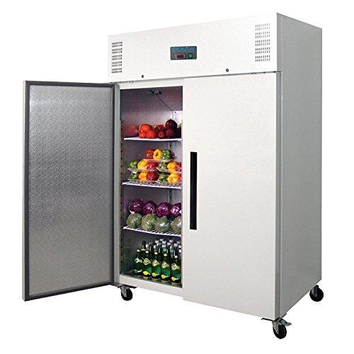 Frigorífico para hostelería Gastro Royal, 1200 l, nevera para almacenamiento de productos en hostelería
