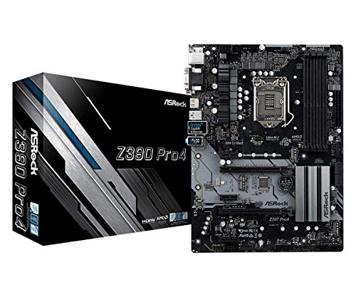 Asrock Z390 Pro4 - Placa de Base (Intel Z390, S 1151, DDR4,...