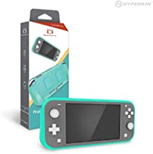 Hyperkin Protective Grip Case for Nintendo Switch Lite (Turquoise) - Nintendo Switch