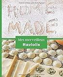 Mes merveilleux RAVIOLIS: Carnet à remplir | RASSEMBLER VOS 45 meilleures recettes dans ce livre de 151 pages | PASSION CUISINE