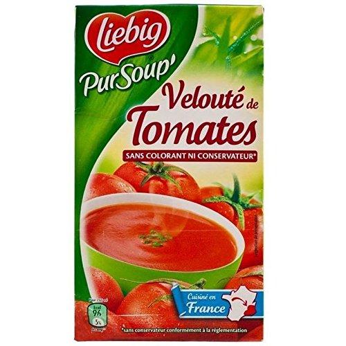 Liebig Tomates 1L À Soupe - Paquet de 6