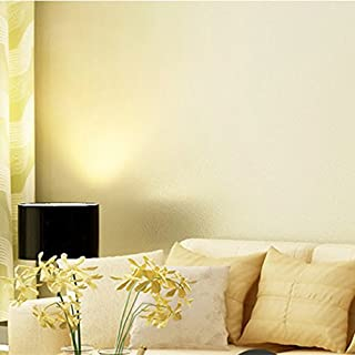 Blooming Wall Peel&Stick Prepasted Contact Wallpaper Wallcoverings for Wall,23.6in x 19.7ft,Beige