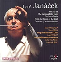 Janacek: Amarus, The Cunning Little Vixen, From the House of the Dead by Vera Soukupova (mezzo-soprano) (2013-05-03)