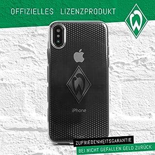 Werder Bremen Case - Libero - Schutzhülle passend für das Apple iPhone XS und iPhone X