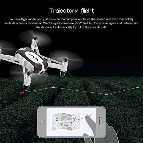 GoolRC-T700-720P-Wifi-FPV-Mini-Selfie-Drone-G-Sensor-Altitude-Hold-RC-Training-Quadcopter-w-2-Battery-for-Beginners-Kids
