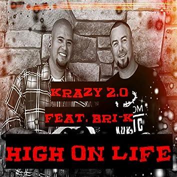 High On Life (feat. Bri-K)