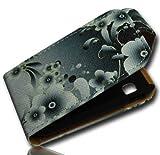 Handy Tasche Case Flip f. Samsung Galaxy Pocket Plus