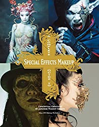 commercial Complete Guide to Special Makeups: Conceptual Creation by Japanese Makeup Artists makeup artist books