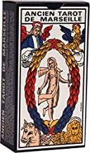Scaricare Libri Jeu de Cartes : Tarot de Marseille (78 Cartes + Livret) [Importato dalla Francia] PDF