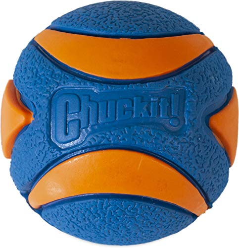 ChuckIt! Kick Fetch Ball, Medium- 2 Pack