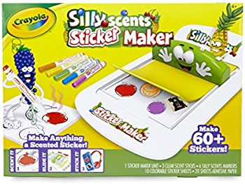 Crayola Silly Scents Sticker Maker