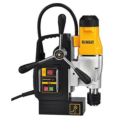 DEWALT DWE1622K 2-Speed Magnetic Drill Press,...