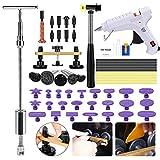 SUPAREE 41 PCS Outils de Réparation d'Excavation Voiture, Outil de Réparation Voiture