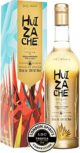 Huizache Origen Tequila Reposado - Tequila of the Year 2019-100% Agave (1x 0.7 l)