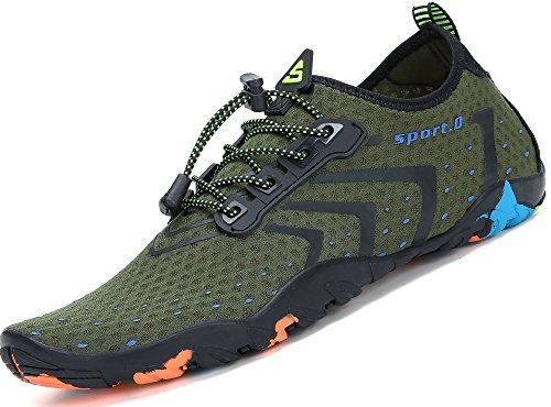 SAGUARO Zapatos de Agua Escarpines Secado Rápido Unisex-Adulto