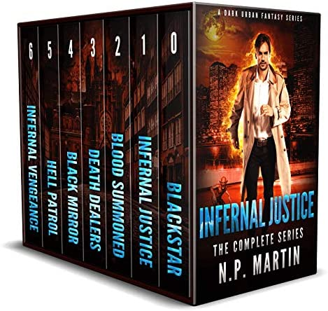 Infernal Justice The Complete Series Ethan Drake Series product image