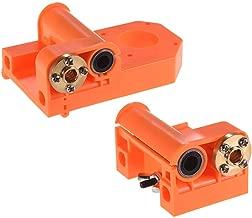 Entweg Plastic Injection Part, 3D Printer Parts X-Axis End Plastic Injection Parts for A8/ P802