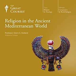 Religion in the Ancient Mediterranean World audiobook cover art