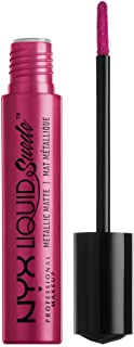 Best nyx metallic matte liquid lipstick Reviews
