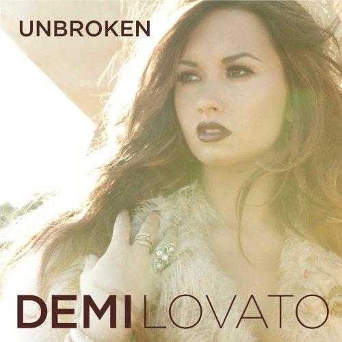 Unbroken by Demi Lovato (2011) Audio CD