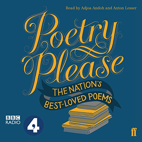 Poetry Please audiobook cover art