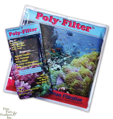 POLYBIO Poly Filter PAD 4 X 8