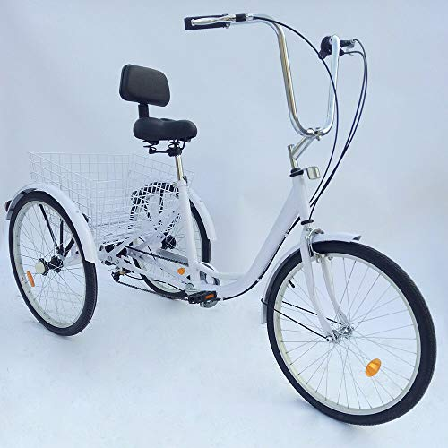 MOMOJA Triciclo para Adultos 24