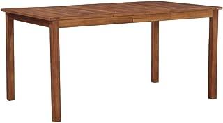 Amazon.es: mesa madera de acacia