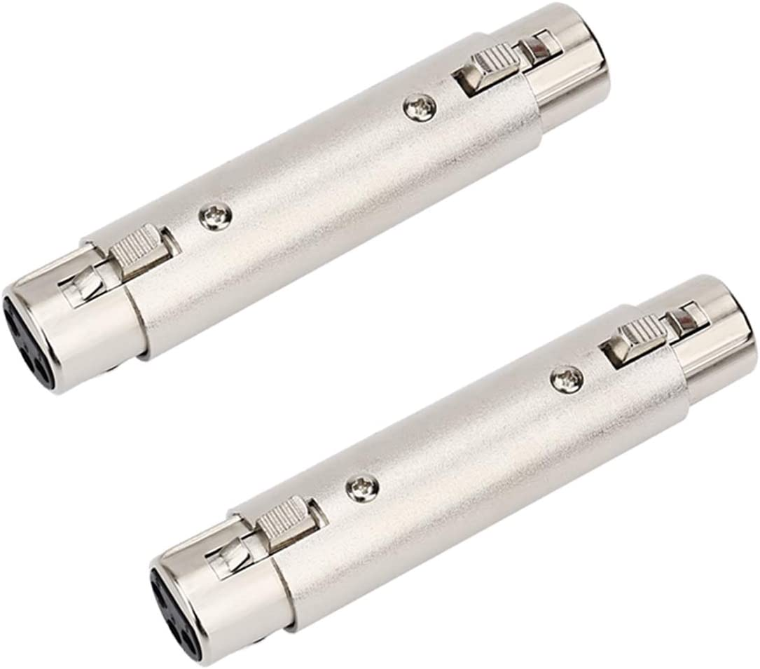 XLR Max 86% OFF Female Year-end gift to 3 Pin Adapter G