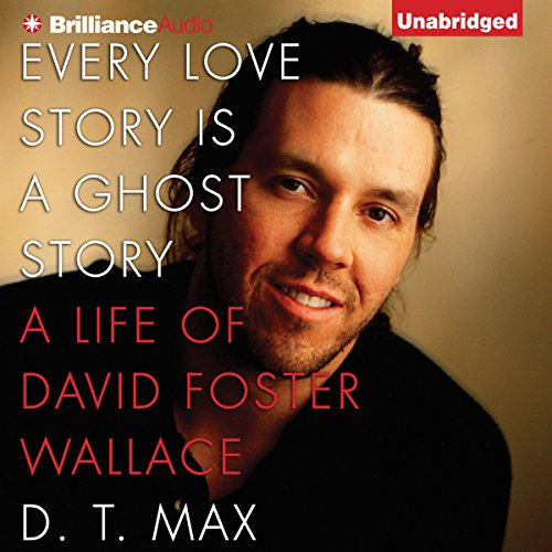 Every Love Story Is a Ghost Story audiobook cover art
