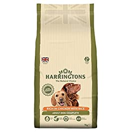 HARRINGTONS Adult Dog Complete Rich in Chicken with Rice, 5000g