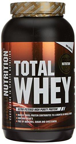 GoldNutrition Total Whey Proteína, Neutro - 1000 gr