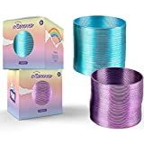 The Dreidel Company Metal Coil Spring, Goody Bag Fillers, Party Favor for Kids, Variety of 2.4