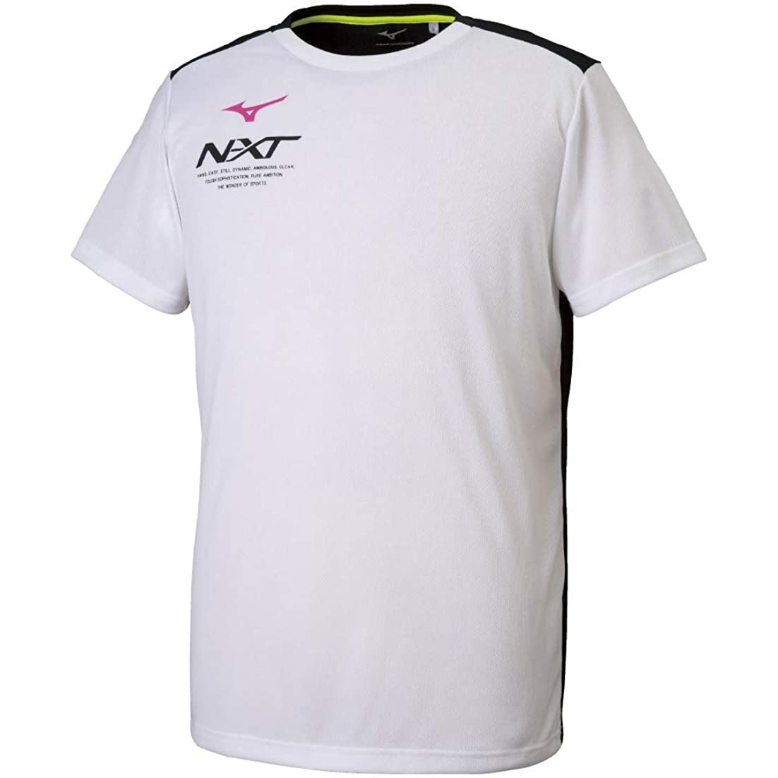 ノーブル大学院議論する[ミズノ] トレーニングウェア N-XT Tシャツ 半袖 細身 吸汗速乾 32JA9215