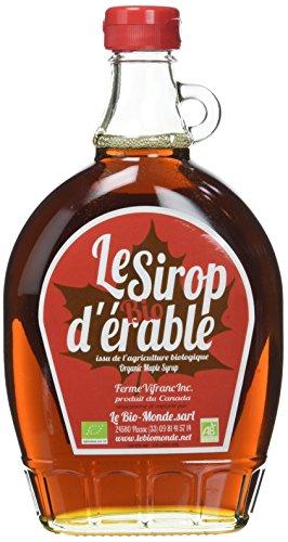 Le Bio-Monde Grade B Sirop d'Érable 500 ml