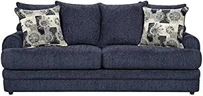 Amazon.com: Simmons Upholstery 8540BR-02 Grand Flannel ...