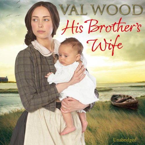 His Brother's Wife audiobook cover art