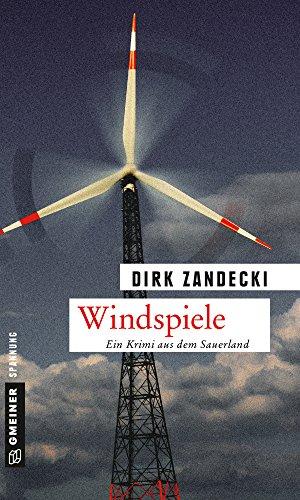 Windspiele: Ein neuer Fall für Ben Ruste (Kommissar Ben Ruste 3)