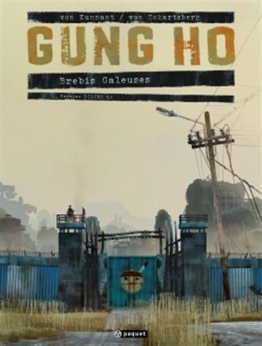Gung Ho - Tome 1.1 Brebis Galeuses - Grand Format